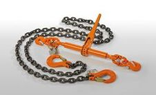Assembled Lashing chains