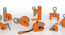 pewag lifting clamps