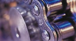Roller chains & sprockets