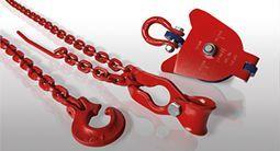 System łańcucha typu Choker G8