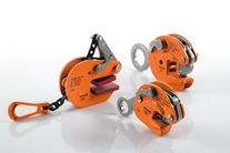 pewag peCLAMP horizontal lifting clamps