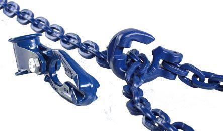 Choker chain systems