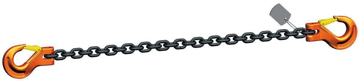 ZKW Kotevní řetěz G10-dvoudílný systém